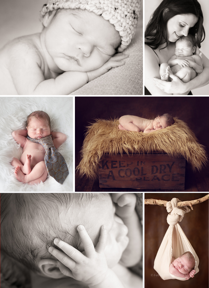 Seattle newborn and maternity photographer telle photography