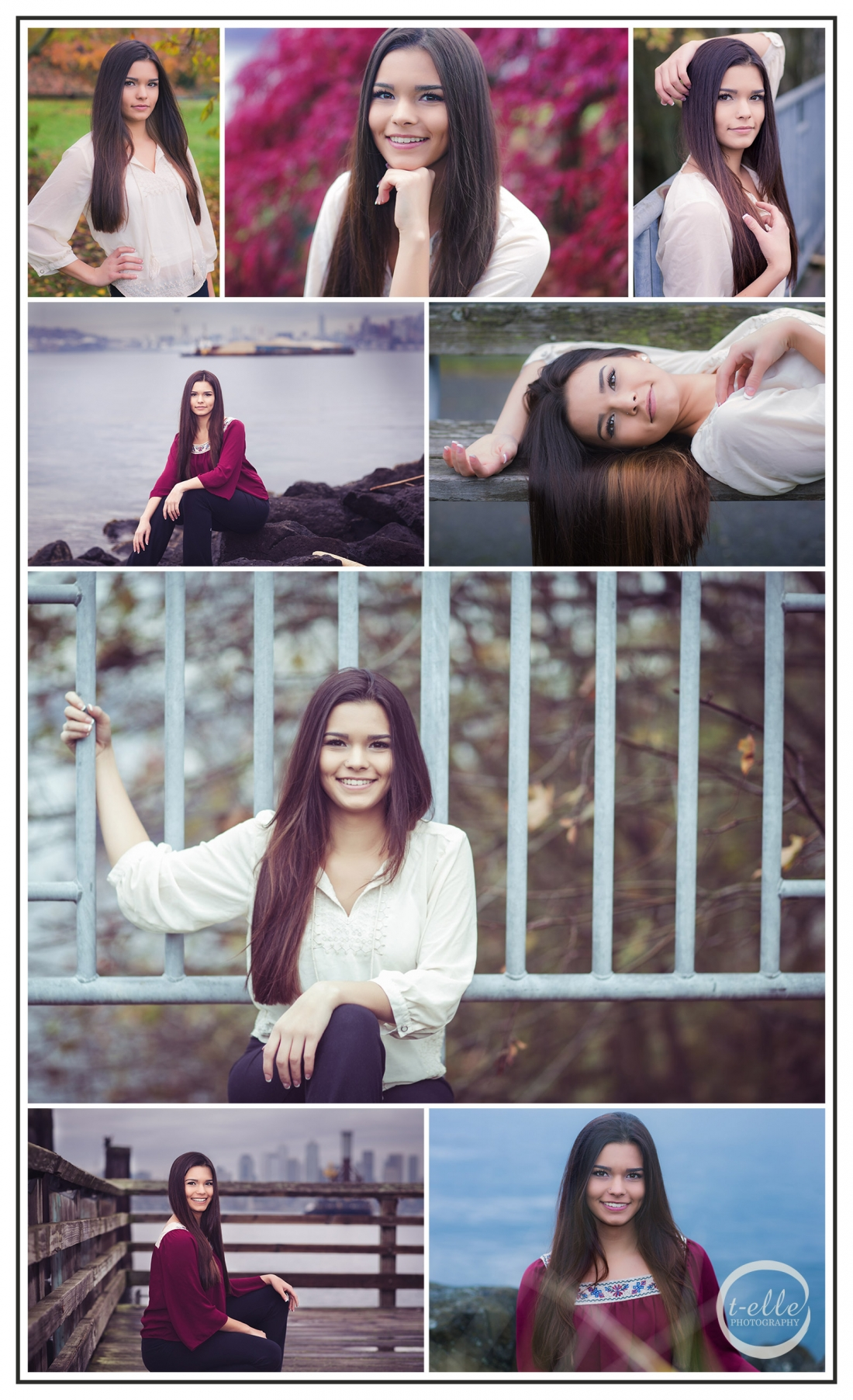 West Seattle Senior photographer
